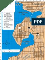 Cyberpunk 2020 - Night City Map
