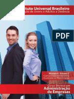 Adm de Empresas - Mod 04 - Vol 02