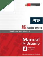 Manual Siraweb 11