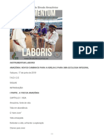 Instrumentum Laboris Do Sinodo Amazonico