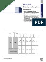 MGC Plus Datasheet