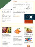 AP11-EV04- InGLES - Brochure y Planímetro en Inglés