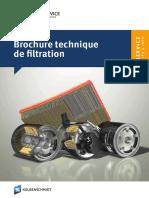 Brochure Technique de Fltration 51786