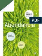 Abundancia Peter H. Diamandis