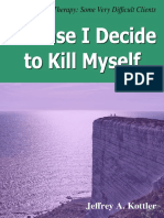 In Case i Decide to Kill Myself