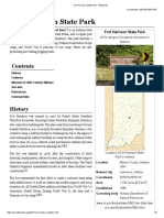 Fort Harrison State Park - Wikipedia