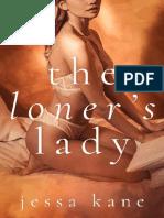 The Loner's Lady - Jessa Kane.