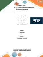 Actividadcolaborativa COMERCIO INTERNACIONAL