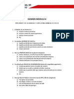 Examen Modulo 6