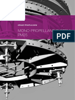 Hydrazine Propulsion Module