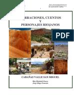 Narraciones y Leyendas Riojanas