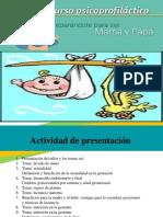 diapositivas curso psicoprofilactico