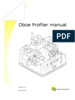 Oboe Profiler Manual v1 0 En