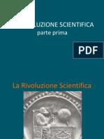Rivoluzione Scientifica 1 Powerpoint