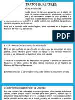 Modulo 12vo - Contratos Bursátiles