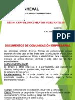 2 Redaccion de Documentos Mercantiles