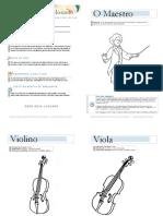 Elementos Da Orquestra infanti