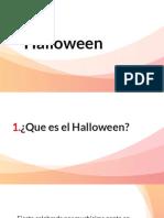 Halloween Presentacion