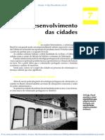 07 O Desenvolvimento Das Cidades