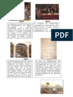 Cronologia 1810 1910