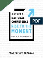 Final-Program J Street 2019