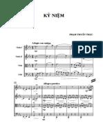 Ky niem (celebrate) - composer