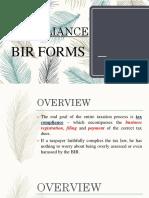 1st Meeting - Tax Compliance
