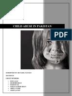 Pak Studies Report (1),