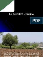 fertilità suolo