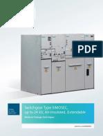 Catalog HA 41.43 Switchgear SIMOSEC