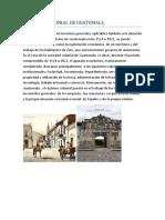 Epoca Colonial de Guatemala