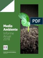 Informe Anual de Medio Ambiente 2018