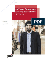 Retail and Consumer Quarterly Newsletter q1 Fy 2018