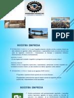 Inversiones Capogas Sac Brochure