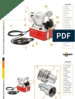 Check List Bomba Electrohidraulica