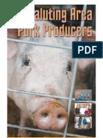 Saluting Area Pork Producers 2010