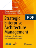 Ahlemann Et Al. 2012 Strategic Enterprise Architecture Management Ch1 2 4-7