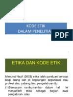 kode etik penelitian.pps.ppt