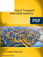 Planning of Transport Networks (17.08.2019)