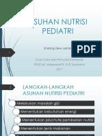 ASUHAN NUTRISI PEDIATRI