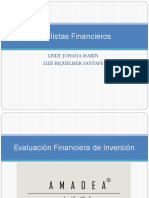 Analistas Financieros