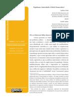 Watt; Andor - Populismo, Austeritdade And Déficit Democrático Trad. MUNIZ (REDES) ISSN 2318-8081.pdf