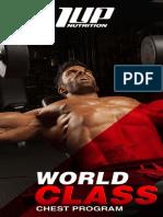 World class chest program