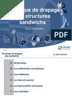 Formation Technique de Drapage Sandwich
