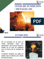 4. Fundición UA