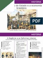 A construç¦o do Estado e a economia brasileira.ppt