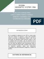 DIAPOSITIVAS WGS84-1
