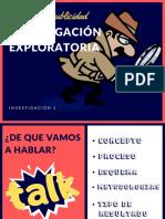 Investigacion Explo.