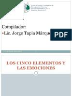 Los Cinco Elementos y Las Emociones