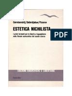 AAVV - Estetica nichilista. I primi fermenti per la libertà e l'uguaglianza-nella Russia autocratica del secolo scorso.pdf